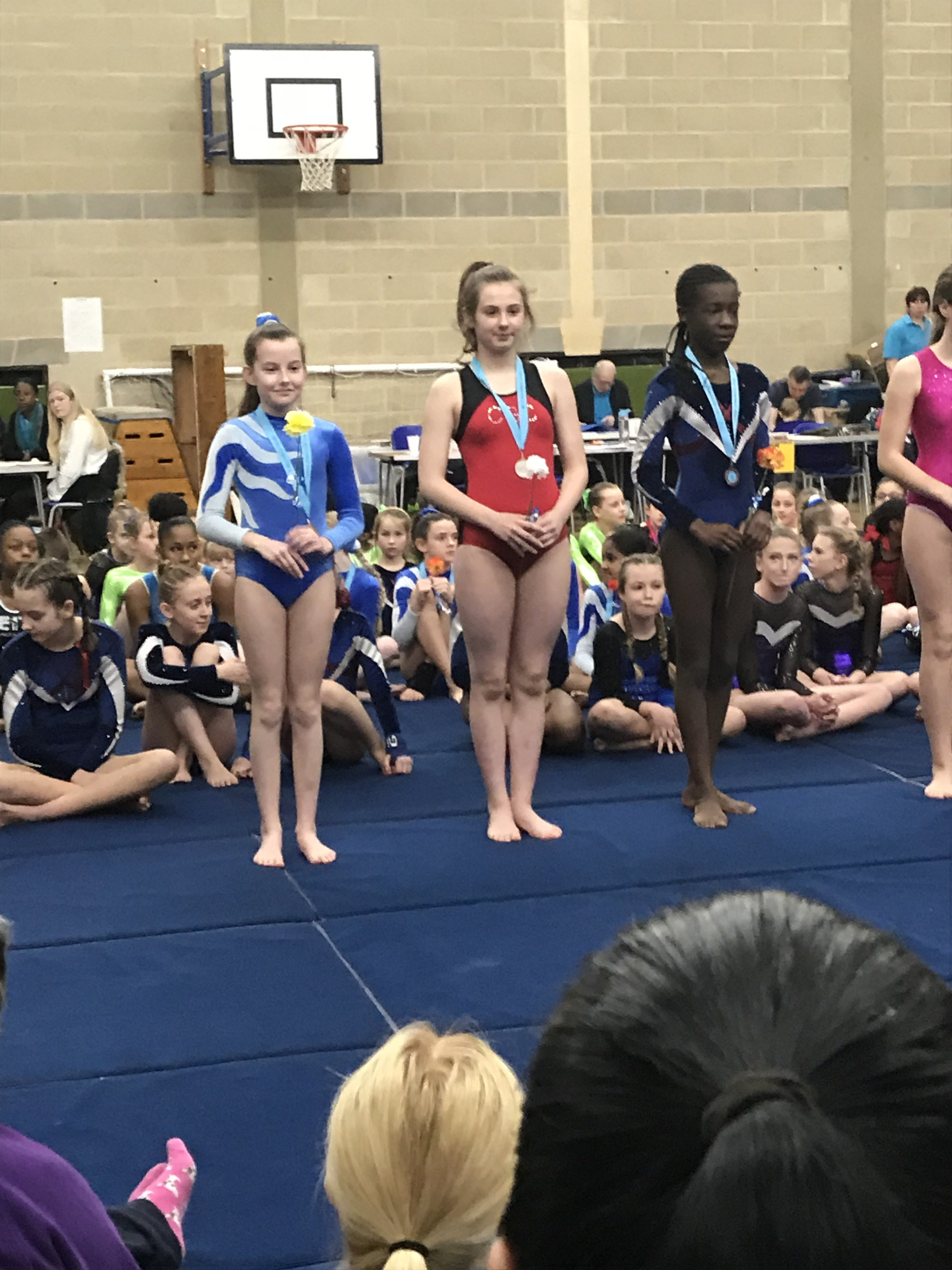 Cheam Competition 4th March